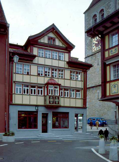 Museum Appenzell© Museum Appenzell